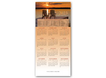 By the Lake Calendar Cards